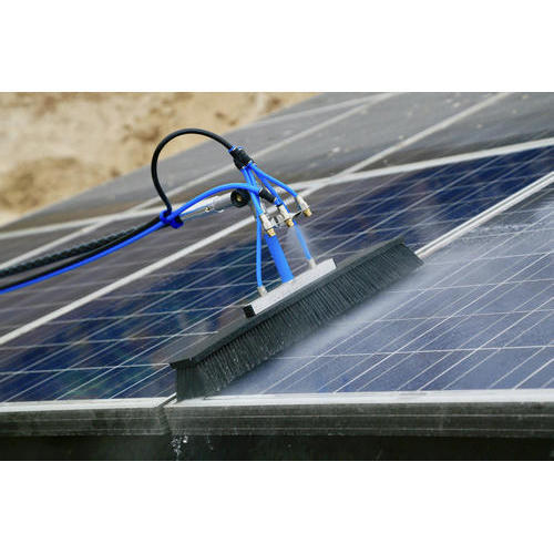 Solar Panel Cleaning System View Specifications Amp Details Of Cleaning