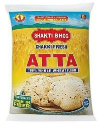 10 Kg Wheat Atta Packing Bags