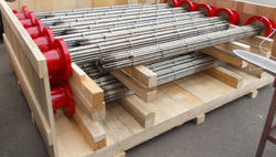 Flanged Tubular Heaters