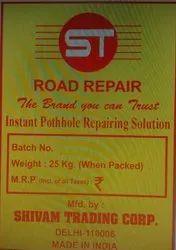 Road patching material