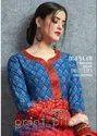 Ladies Cotton Maslin Printed Suits Gulzar Print Pitara