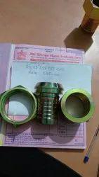 Mild Steel Hydraulic BSP Set, Size: 2.5 Inch