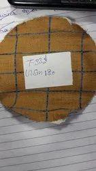 Poly Cotton Jacquard Fabric