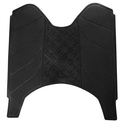 Black Honda Activa Rubber Floor Mat