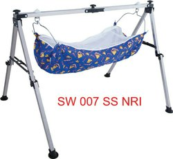 SW007 SS Baby Cradles