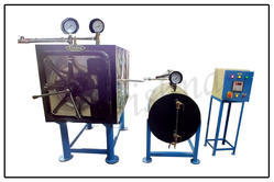 Manidharma Rectangular Laboratory Autoclave