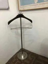 SS coat hanger