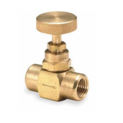 Copper Needle Valve