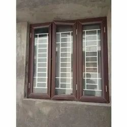 Stainless Steel Hinged  Window