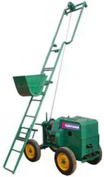 Mild Steel Ladder Lift