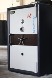 Manual Mild Steel Single Door Safe