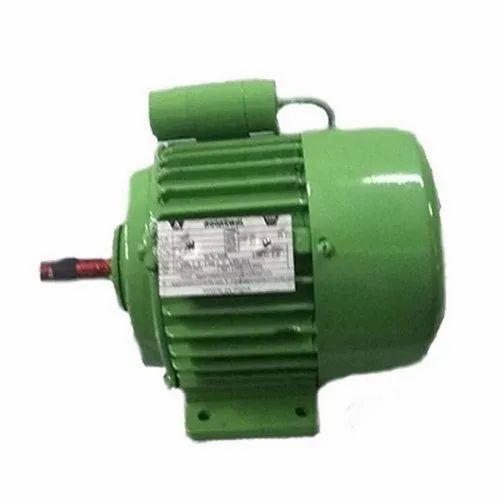 <2000 RPM Single Phase 5 HP Electric Motor