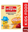 Nestle Ceregrow Multigrain Cereal With Milk And Fruits - 300 Gm