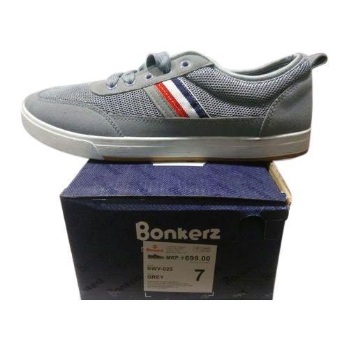 f8f3a12a8939 Bonkerz Comfort Gray Shoe