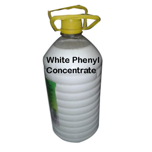 White Phenyl Concentrate, Packaging Type: Can   ID: 15090506248