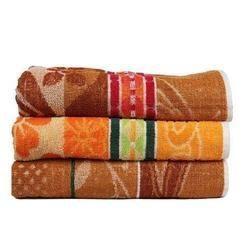 Craftola Cotton Fancy Bathroom Towel
