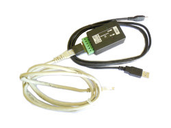 USB to RS422 with RJ45 Cable Suitable for Mitsubishi Drive