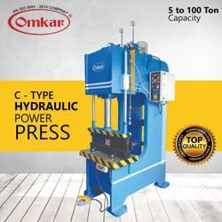C - Type Hydraulic Press