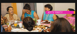 Kitty Parties Event Service