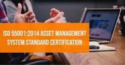 ISO 55001:2014 (Asset Management System)