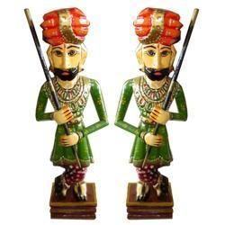 Maharaja Gate Keeper