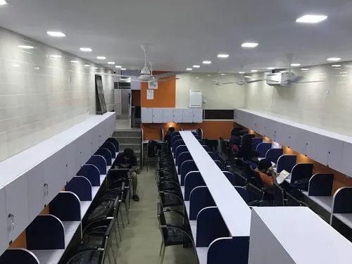 Self Study Library Furniture Tables