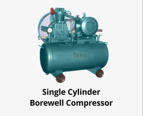 0.5HP Tank Compressor