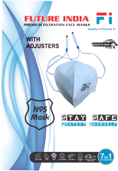 N95 Mask With Adjuster