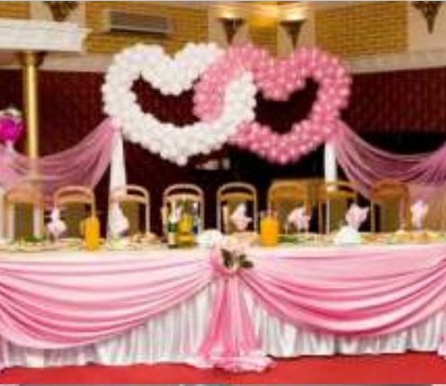 Balloon Decorators For Engagement Function And Balloon Decorators