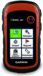 Wireless Plastic GARMIN GPS, Model Name/Number: Etrex 20x