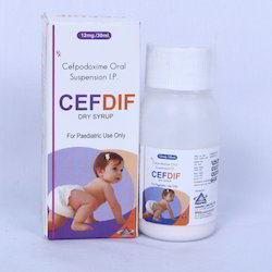 30 ml Cefpodoxime Oral Suspension IP