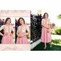 Ladies Cotton Lining Print Kurti