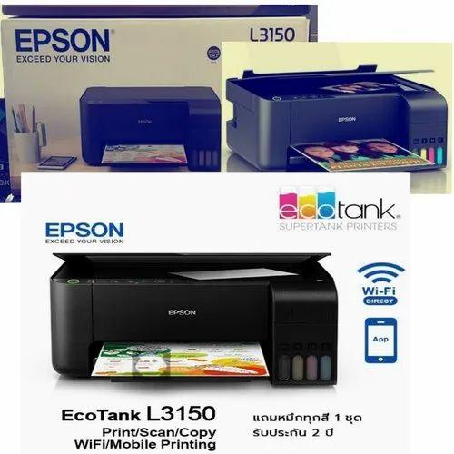 Epson L3150 Wifi Multifunction Ink Tank Printer