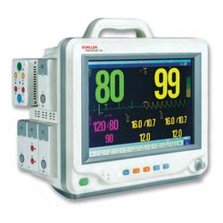 Truscope Elite - A6 14.1 Modular Multi Para Patient Monitor