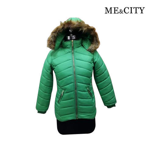 f09e3e41ce4cb Green Quilted Ladies Jacket, Rs 785 /piece, Hussain Tailoring House ...