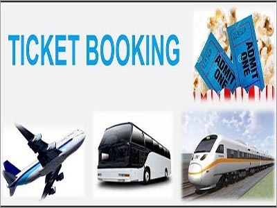 Image result for ticket booking