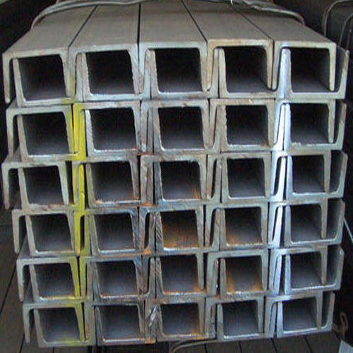 Industrial Mild Steel Channels