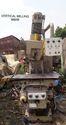 Semi-automatic Vertical Milling Machine Wmw