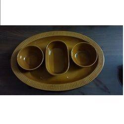 Ceramic Dessert Sampler