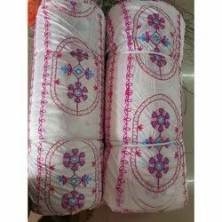 Embroidered Lycra Tent Cloth