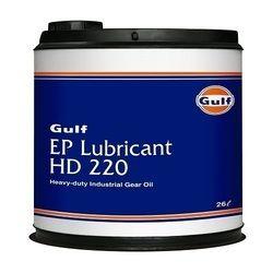 Truck Gulf EP Lubricant Gear Oil, Model/Grade: Hd 220