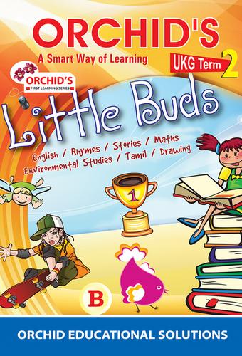 Orchids Little Buds Ukg Term 2 Book