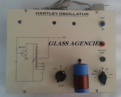 Square Hartley Oscillator