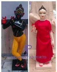 Iskcon Krishna Marble Statue