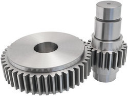 SS Round Precision Gears