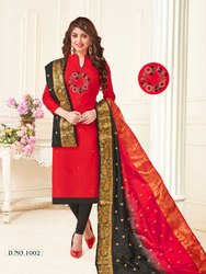 Pr Fashion Launched Beautiful Casual Wear Straight Suit
