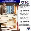 MSc Coursework Writing Services