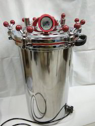 SS Vertical Autoclave