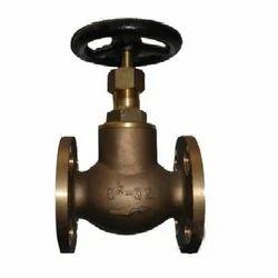 Industrial Bronze Globe Valve