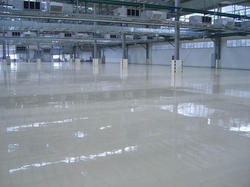 Epoxy Floor Screeding Services